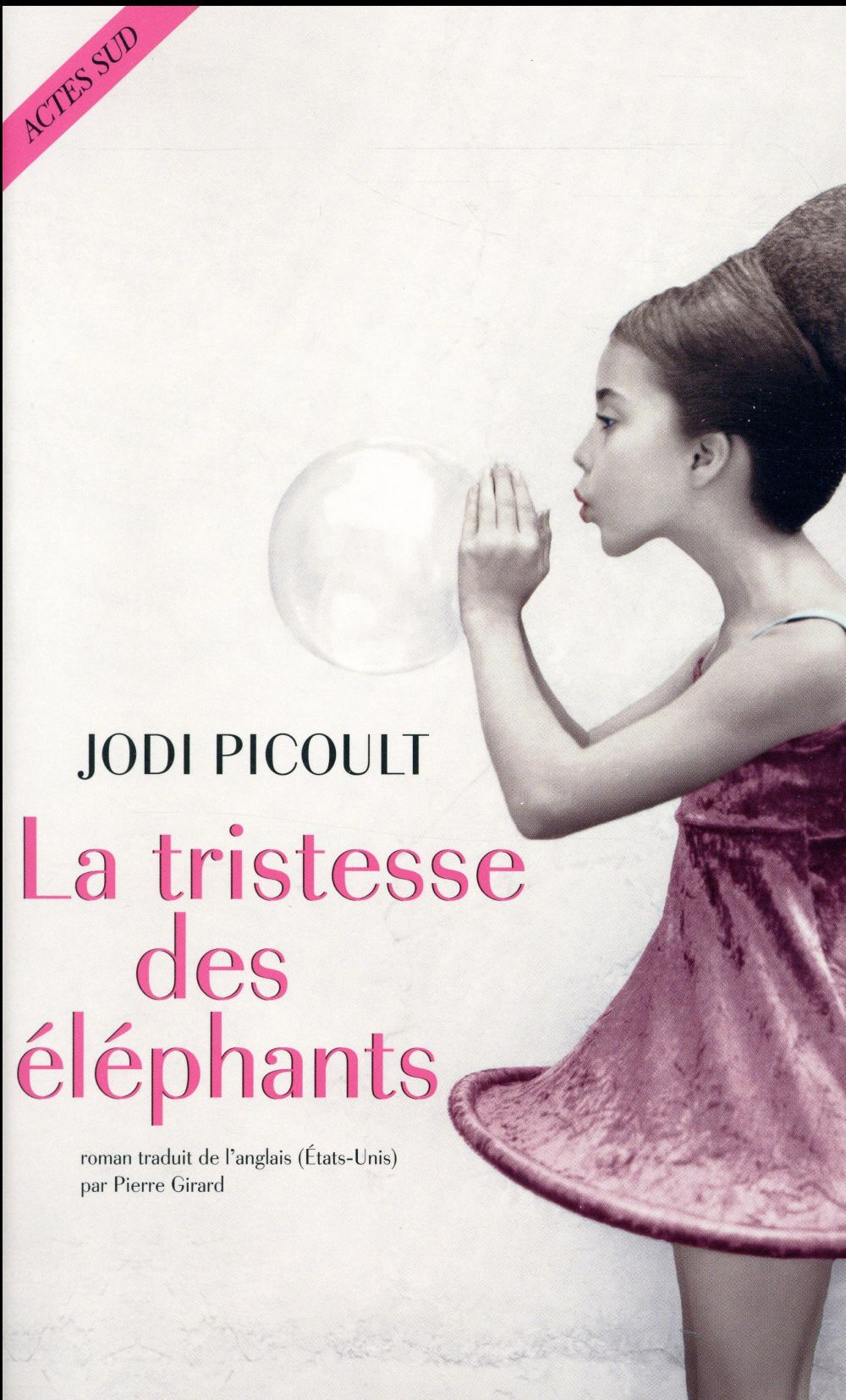 LA TRISTESSE DES ELEPHANTS